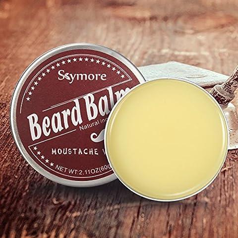 Cultivez Barbe Cheveux - Skymore Baume Beard Naturelle Conditionner Mustache Parfait