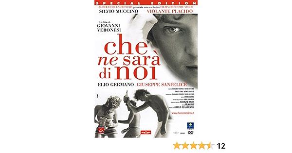 Che Ne Sara Di Noi Amazon It Muccino Placido Muccino Placido Film E Tv