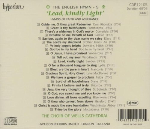 The English Hymn : Lead, Kindly Light