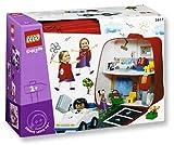 LEGO Duplo 3617 - Krankenhaus immer dabei, 17 Teile