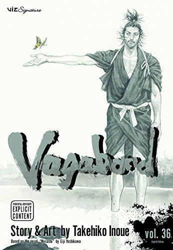 Vagabond, Vol. 36 by Takehiko Inoue (2014-10-21)
