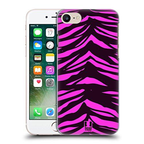 Head Case Designs Leopard Rosa Verrückte Drucke Ruckseite Hülle für Apple iPhone 6 / 6s Tiger Rosa