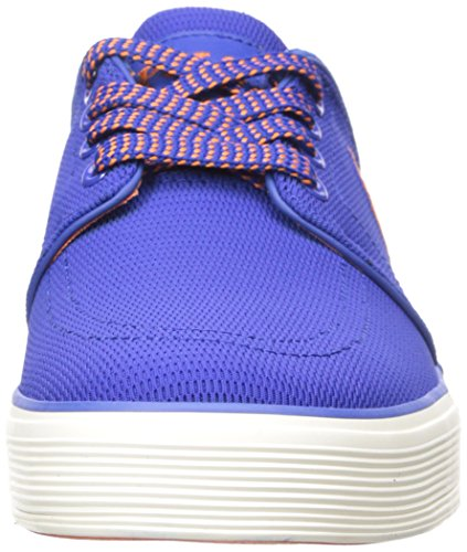 Polo Ralph Lauren Faxon Low Mesh-Mode-Turnschuh Royal