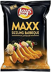 Lay's Maxx Sizzling Barbeque Flavour, 57g