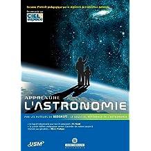 Apprendre l'astronomie avec Redshift