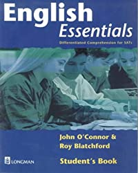 English Essentials: Pupil's Book: Differentiated Comprehension for SATS