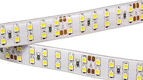 LED Streifen RTW2-5000SE 24V 96W tageslichtweiß (smd3528, 1200LED) RL#014723 96W IP65 (EEK: A+) Dimmbar weiß (tageslichtweiß) für Aluminium LED Profil / Profile