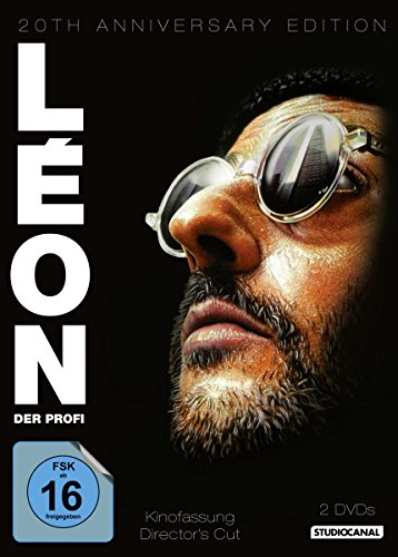 Bild von Léon - der Profi (20th Anniversary Edition) [Director's Cut] [2 DVDs]