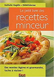 Petit livre des recettes minceur, nouvelle édition