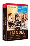 HANDEL, G.F.: Giulio Cesare / Rinaldo / Saul [Operas] (Glyndebourne, 2005-2015) (5-DVD Box Set) (NTSC) [Blu-ray]