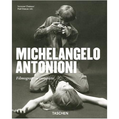 Michelangelo Antonioni Filmographie complète