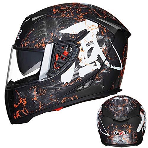 Adultos Cara Completa Motocross Racing Protección