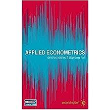 Applied Econometrics (English Edition)
