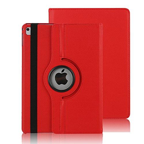 iPad 4 Funda Case, Avril Tian 360 grados rotación Multi ángulos Protector de pantalla Funda Flip Cover funda con función de atril para Apple iPad 2/iPad 3/iPad 4 9.7 inch Tablet (precio: 11,98€)