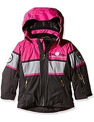 CMP 3W06455 - Chaqueta de esquí para niñas, color rosa magenta, talla 15 años (164 cm)