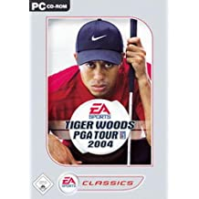 Tiger Woods PGA Tour 2004 [EA Classics]