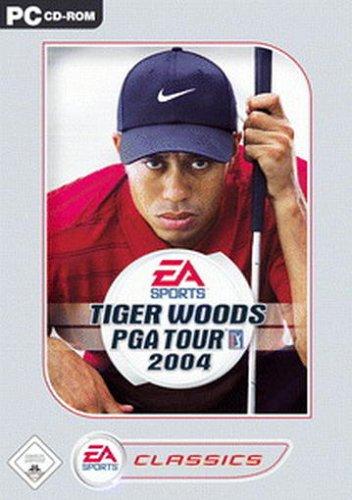 Tiger Woods PGA Tour 2004 [EA Classics]