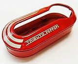 FIAT Abarth (prodotto originale OE) 735527598 Custodia per chiavi Ferrari, rosso