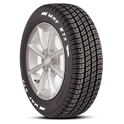 2 Off On Mrf Ztx 165 80 R14 85t Tubeless Car Tyre On Amazon