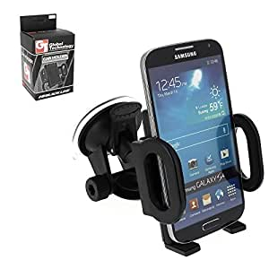 Acce2S - SUPPORT VOITURE BRAS RIGIDE pour SONY Xperia Z5 Compact VENTOUSE