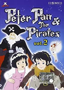 Peter Pan and the Pirates Vol. 2