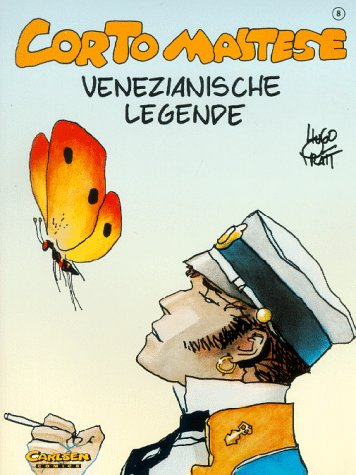 Corto Maltese, Carlsen Comics, Bd.8, Venezianische Legende