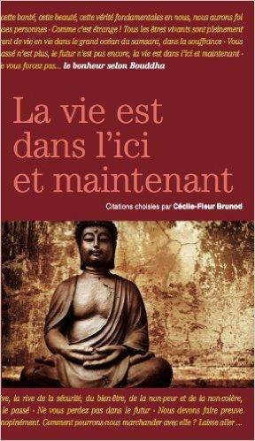 Le Bonheur selon Bouddha de Cécile-Fleur Brunod ( 10 mai 2012 )