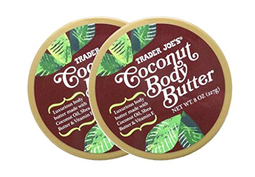 2-packs-trader-joes-coconut-body-butter
