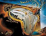 1art1 35253 Salvador Dali - Die Weichen Uhren Poster Kunstdruck 70 x 50 cm