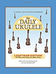 The Daily Ukulele Leap Year Edition (Fake Book) (Jumpin' Jim's Ukulele Songbooks) by Jim Beloff (2015-06-01)