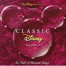 Classic Disney Vol.1 [Musikkassette]