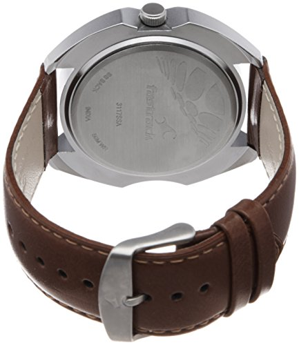 150d1c7737a 20% OFF on Fastrack Casual Analog Silver Dial Men s Watch -NK3117SL01 Buy Fastrack  Casual Analog Silver Dial Men s Watch -NK3117SL01 from Amazon.in! on ...