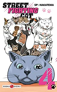 Street Fighting Cat Edition simple Tome 4