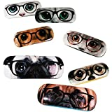 DOGS CATS GLASSES SPECTACLES CASE HARD STORAGE PROTECTION BOX EYE HOLDER GIFT