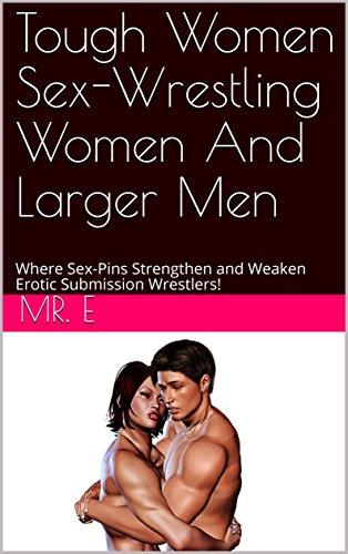Women wrestling men erotic remarkable