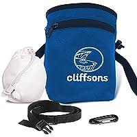 Cliffsons Kreide Staubbeutel für Klettern Gymnastik Sport