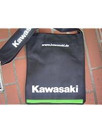 Kawasaki bolso, funda, bolsa Negro – Moto de jank chiste