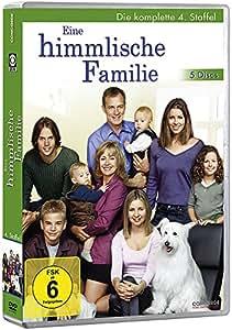eine himmlische familie die komplette 4 staffel 5 dvds jessica biel stephen. Black Bedroom Furniture Sets. Home Design Ideas