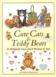 Cute Cats & Teddy Bears :