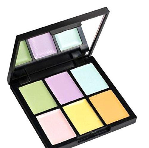 Exclusive Couleur Correcteur Palette - Élégant Maquillage, Correcteur, Correcteur de couleur, les tendances