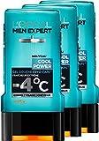L'Oréal Men Expert Cool Power Fraicheur Extrême Gel Douche pour Homme 300 ml - Lot...