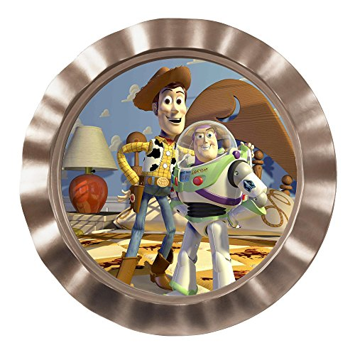 Customise4U Door Toy Story Tür 60cm Tür Tattoos Wandtattoos Dekorative Wandabziehbilder (Zeichen Toy Story Mädchen)