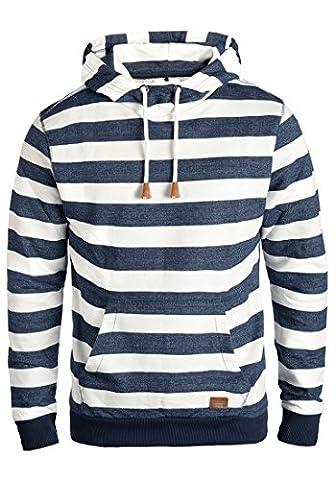 BLEND Crombie Men's Hoodie, size:M;colour:Navy (70230)