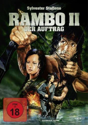 Bild von Rambo II - Der Auftrag (Gekürzte Fassung)
