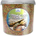 SAKANA Premium Turtle Sticks Mix High Protein Aquatic Terrapin Pet Food by SAKANA
