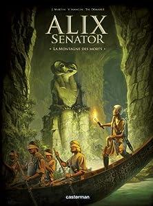 "Afficher ""Alix senator n° 06<br /> La montagne des morts"""
