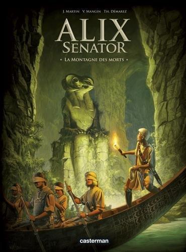 Alix senator, Tome 6 : La montagne des morts