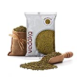 #10: Amazon Brand - Vedaka Premium Green Moong Whole/Sabut, 1 kg