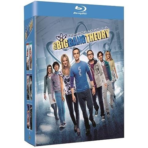 The Big Bang Theory - Temporadas 1-6