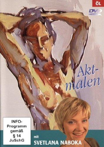 Aktmalen in Öl mit Svetlana Naboka (öl-dokumentarfilm)